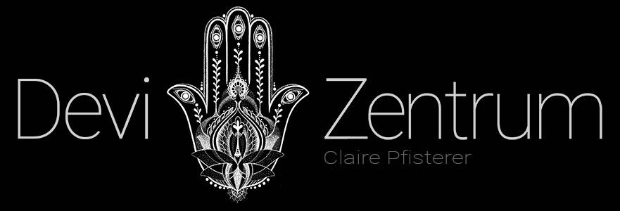Devi Zentrum - Nadine Claire Pfisterer Logo
