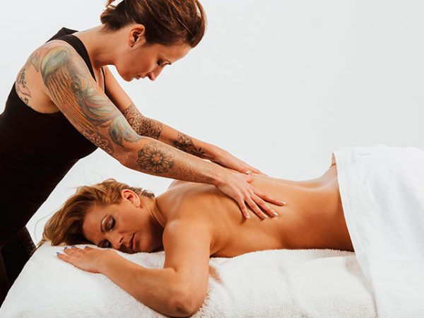 Energie Massage Therapie